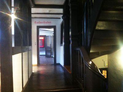 Die Räume Luthers im Cotta-Haus